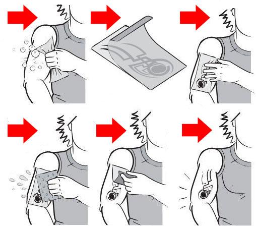 Как перевести на кожу в домашних условиях